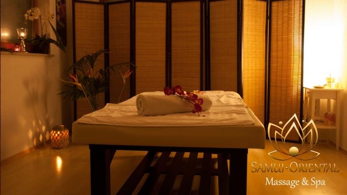 Massage Liege Samui Oriental